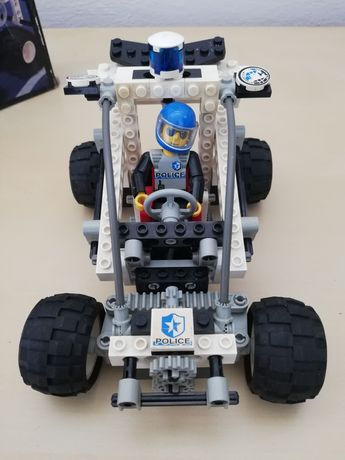 LEGO 8230 Technic - Patrol terenowy - Coastal Cop Buggy STAN IDEALNY!