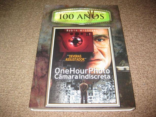 """DVD """"Câmara Indiscreta"""" Edição Especial Slidepack!"""