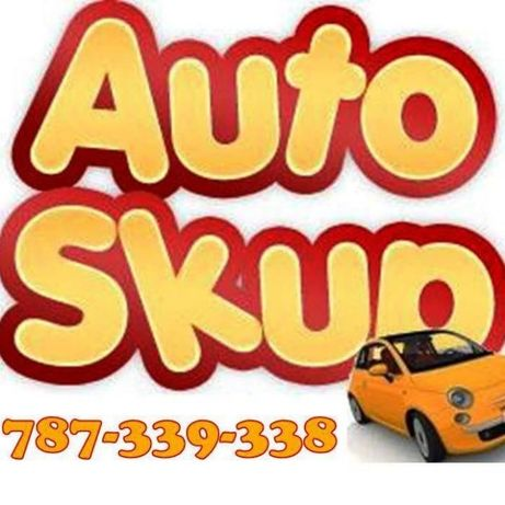 Skup Aut KASZUB*każdy wóz*gotówka*legalnie*dokument do wyrejestrowana