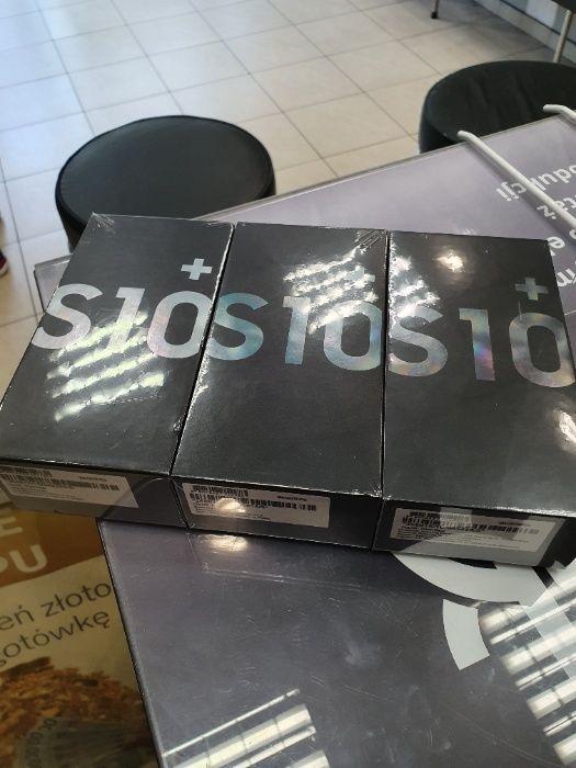 Samsung Galaxy S10 Plus 128GB/ 3 kolory/ Dual SIM/ GW24/ Plomba/ Gdyni Gdynia - image 1