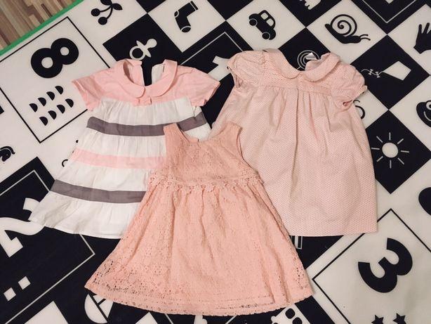 Sukienki rozmiar 74-80,zara,H&M