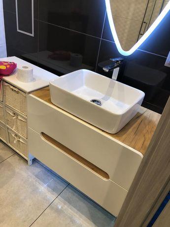 Szafka łazienkowa z umywalka TANDEM BLUM SYSTEM COMAD