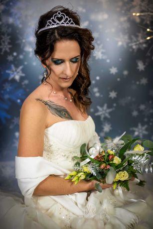 Suknia ślubna La Sposa Fantasia 36 /38