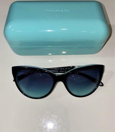 Очки солнцезащитные Tiffani & со. Prada. VersacОригинал. С документами