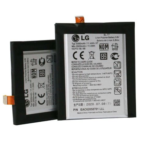 Oryginalna bateria LG BL-T7 OPTIMUS G2 D802