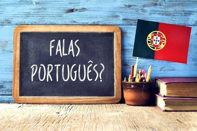 Aulas particulares de Português para estrangeiros (PLNM)
