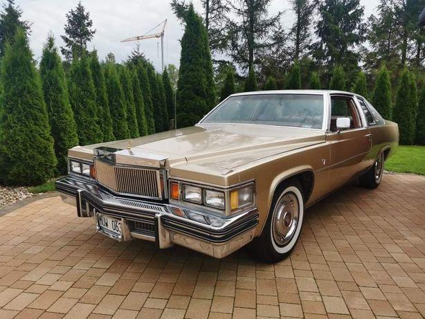 Cadillac coupe deville 1979  V8