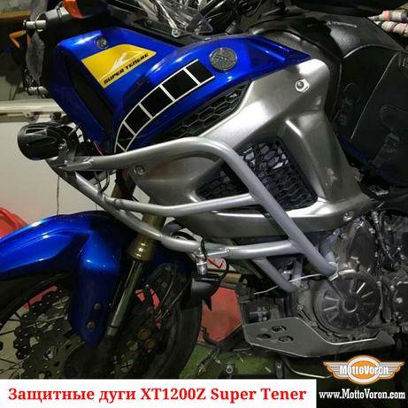 Защитные дуги Yamaha XT 1200 Z Super Tenere клетка защита XTZ 1200