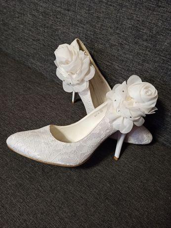 Свадебные туфли 40 размер