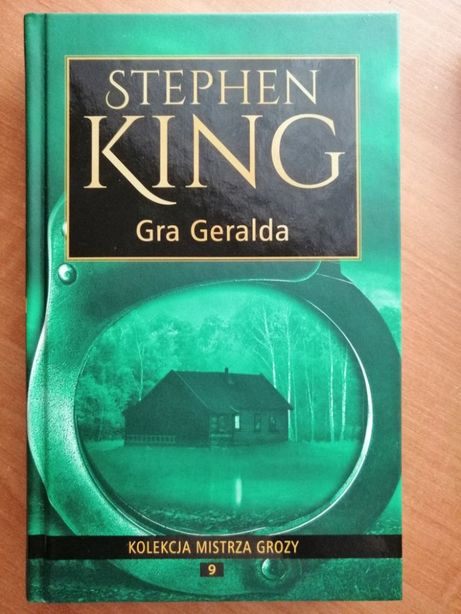 Gra Geralda, Stephen King