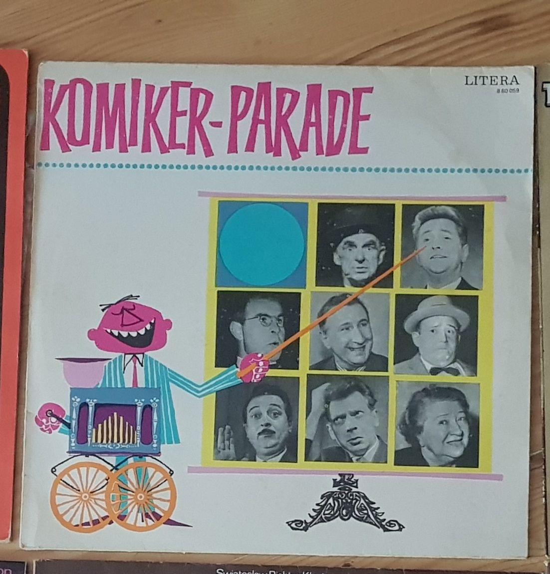 Płyta winylowa KOMIKER PARADE lata 70-80