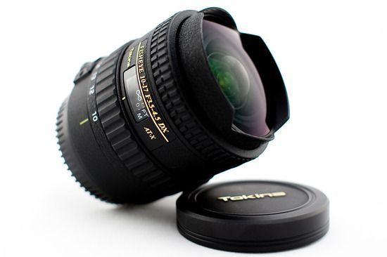 Tokina AT-X 107 DX AF 10-17mm f/3.5-4.5 Fisheye (Canon mount)