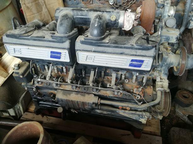 Silnik SAME 1000.6 WTI głowica miska korbowód skrzynia biegów