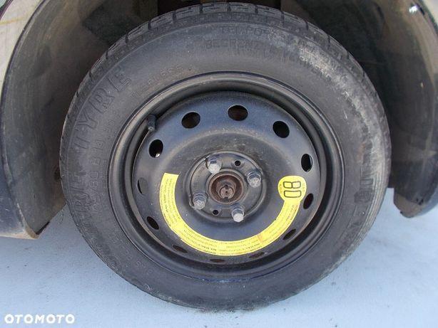 Fiat Punto II 2 koło dojazdowe zapasowe
