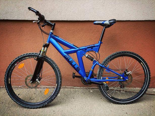 Велосипед BULLS горний двухподвесний спортивний в чудовому стані