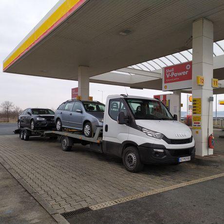 Доставка автомобілів Німеччина Чехія-Словаччина евакуатор эвакуатор