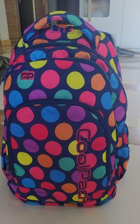 Plecak szkolny coolpack super stan pachnący