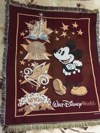 Покрывало новое микки Маус дисней Mickey Mouse Disney