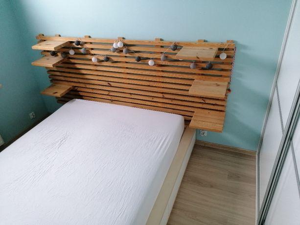 Łóżko 160x200 z szufladami