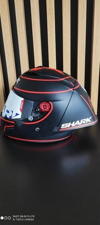 Kask SHARK RACE-R PRO GP Replica Lorenzo Winter Test 2019 MAT 'S