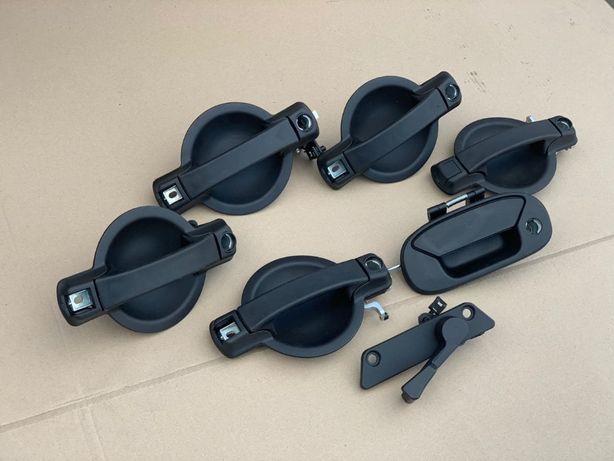 Новая Ручка дверей Передних Задних Боковых Fiat Doblo Фиат Добло двери