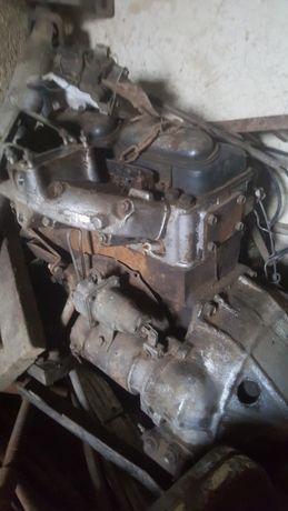 Двигун Москвич