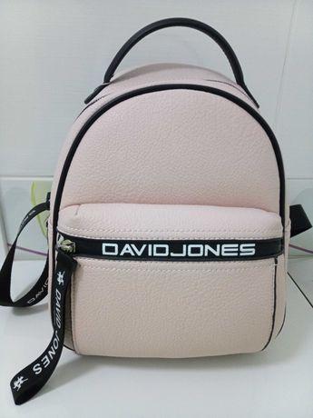 Рюкзак David Jones розовый