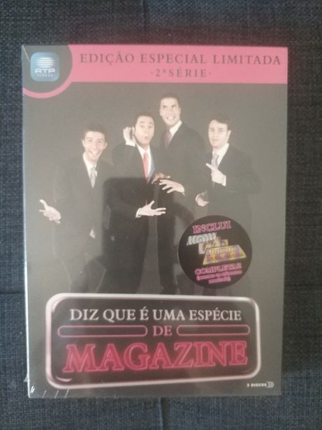 Diz que é uma espécie de Magazine - Série 2