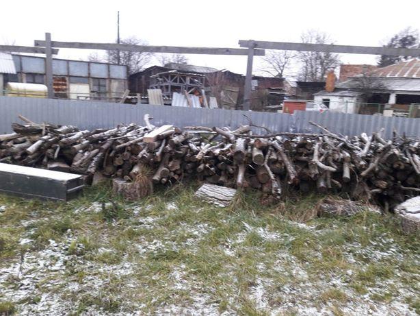 Продам дрова садовина