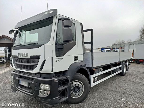 Iveco Stralis 260s31 Y/P 6x2 Euro 5  6x2 Skrzynia Otwarta 750cm,