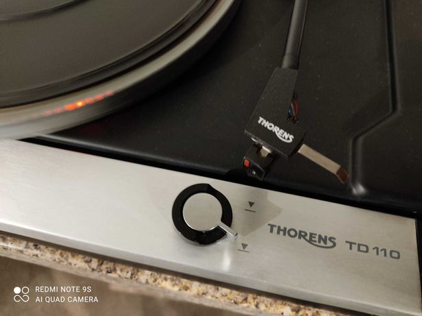 Gira Discos  Thorens TD110