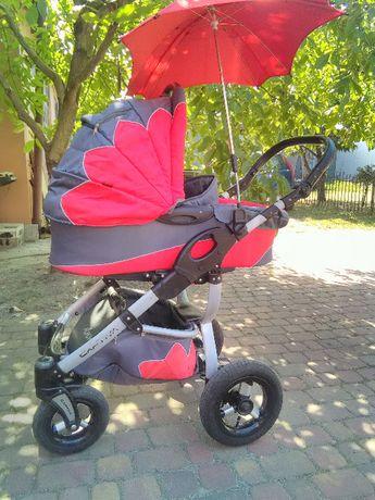 wózek dzieciecy 3 w 1