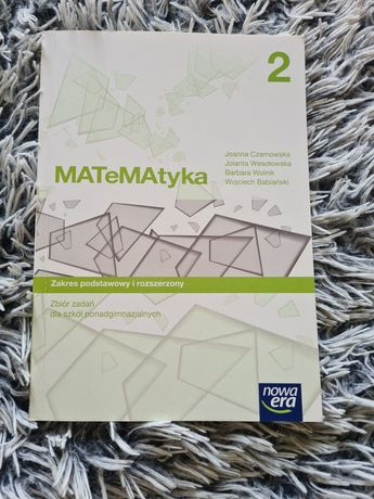 Matematyka 2 (zbiór zadań) zakres podstawowy i rozszerzony