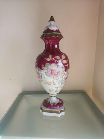 Urna Artibus Porcelana Antigo