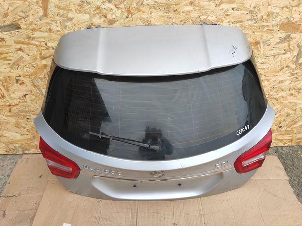 Mercedes W156 GLA крышка багажника комплектная демонтаж в наличии