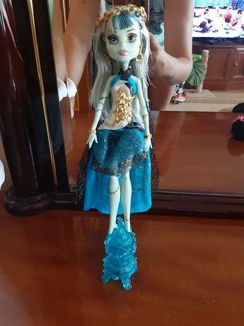 Фирменная кукла монстер хай френки штейн 13 желаний