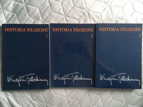 Historia Filozofii tomy 1-3