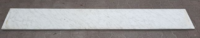 Parapet plastikowy 212 x 30 x 4 cm