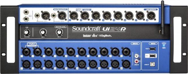 Мікшерний пульт Soundcraft Ui-24 !!! Є в наявності, нові!!!