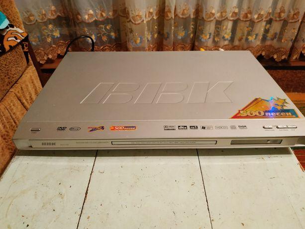 DVD player + karaoke