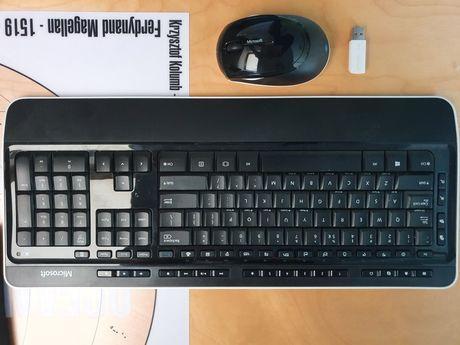 Zestaw klawiatura + mysz Microsoft 3050