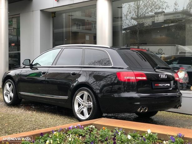 Audi A6 Avant 2.7 TDi V6 quattro Tiptronic