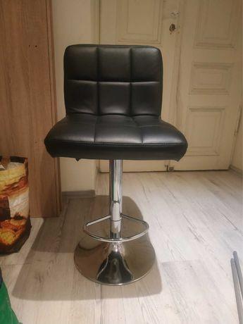 Hoker krzesło barowe wysokie krzesło