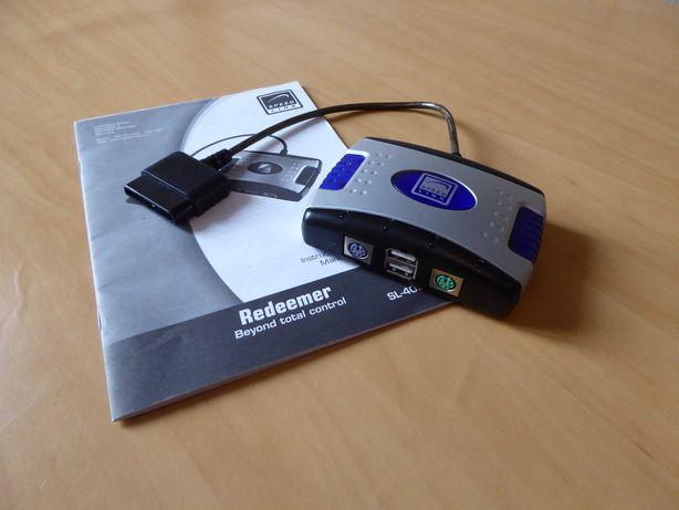 Playstation 2 PS2 - Adapter klawiatury i myszy