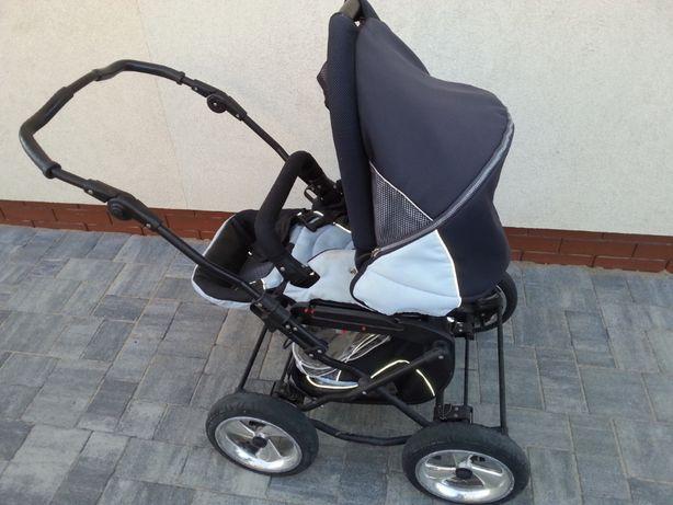 Wózek dziecięcy firmy firkon 3w1
