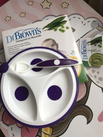 Набор посуды Dr. Brown's