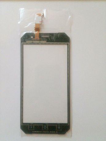 Szybka ekran dotykowy digitizer myPhone Hammer Axe Pro Gorilla Glass 3