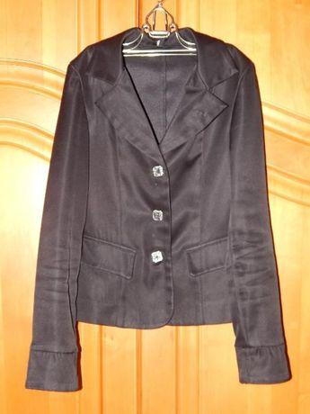 Школьный пиджак на девочку 9-11 лет