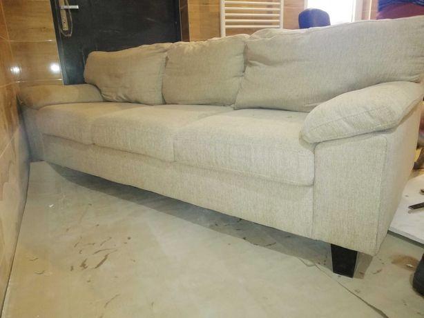 Sofa nierozkładana