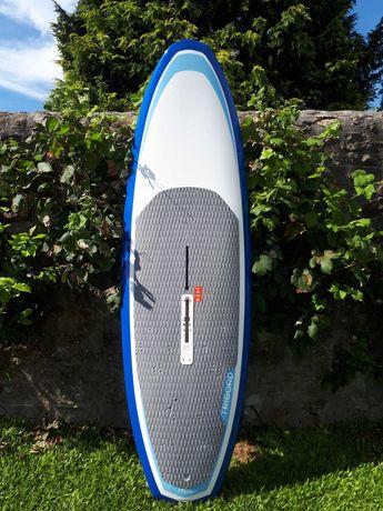 Prancha windsurf TRIBORD 170 L, NOVA, de patilhão